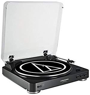 Audio-Technica AT-LP60BK