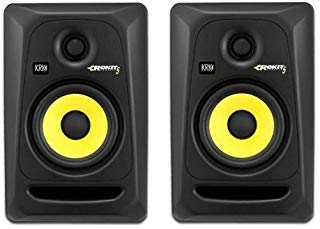KRK RP5G3- 59107 NA Rokit 5 Generation 3 Powered Studio Monitor