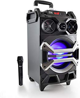 Pyle 500 Watt Outdoor Portable Bluetooth Karaoke