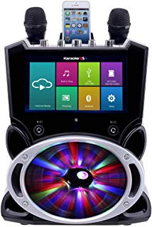 Wi-Fi Multimedia Karaoke Machine