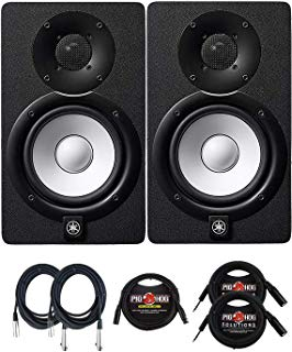 Yamaha HS Series HS5 2-Way 70W Bass Reflex Bi amplified Nearfield Powered Studio Monitor Pair