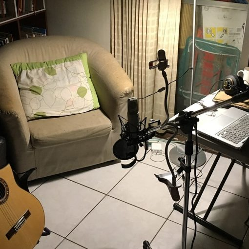 home recording studio equipment checklist